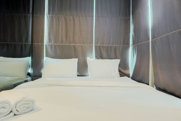 Luxurious Minimalist 2BR at GP Plaza Apartment By Travelio, Central Jakarta