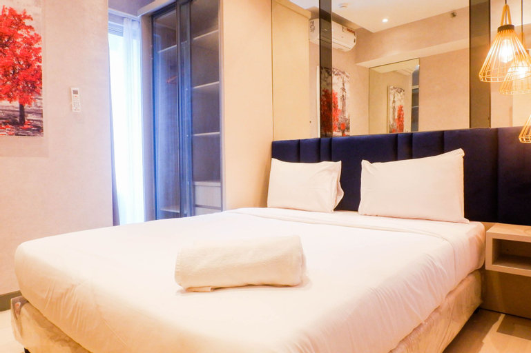 Best View Luxurious 2BR Supermall Mansion Apartment Connected to Mall By Travelio, Surabaya