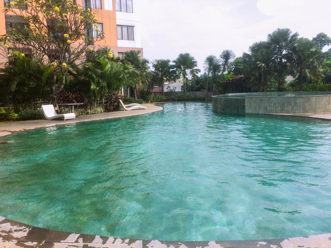 Comfort Studio Cervino Village Apartment near Casablanca By Travelio, South Jakarta