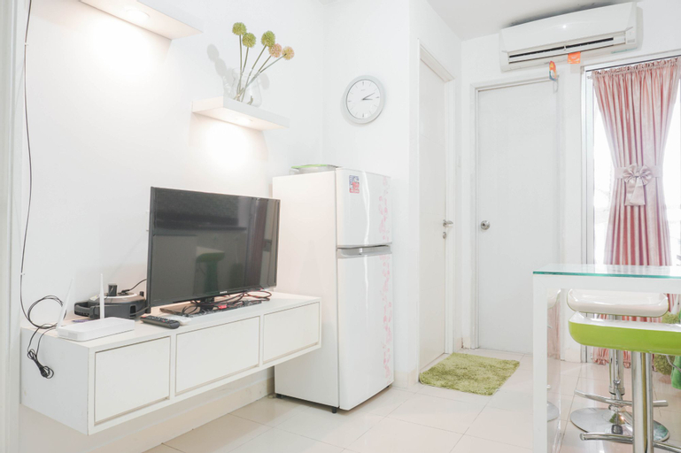 Elegant 2BR at Bassura City Apartment By Travelio, East Jakarta