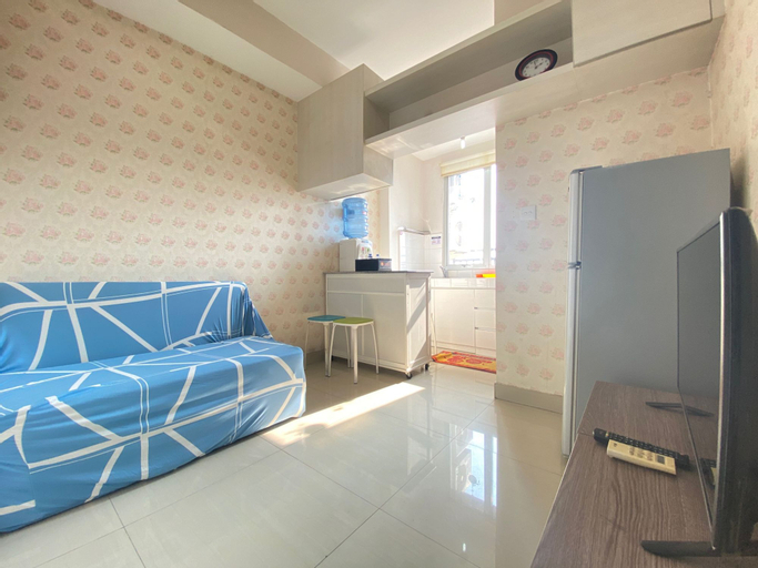 Comfy & Pleasant 2BR at Sudirman Suites Apartment By Travelio, Bandung