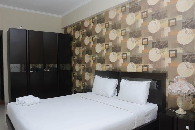 Comfort and Minimalist Studio Puri Kemayoran Apartment By Travelio, Central Jakarta