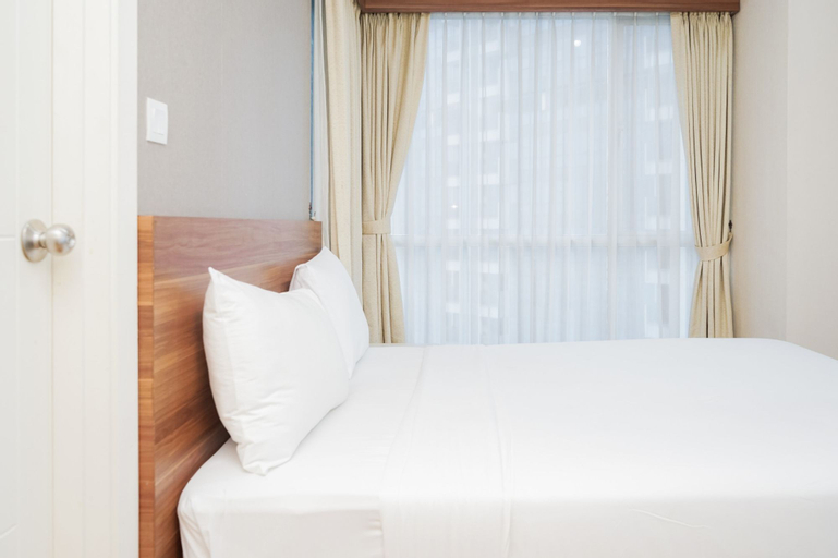 Best Modern and Homey 2BR Apartment at Casa Grande Residence By Travelio, South Jakarta
