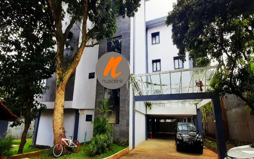 Nusalink Near Universitas Pakuan, Bogor