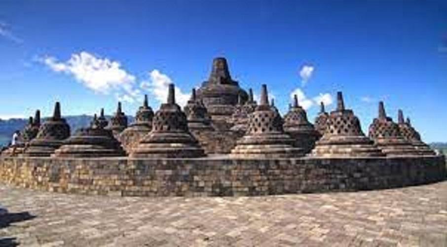 Nusalink at Borobudur, Magelang