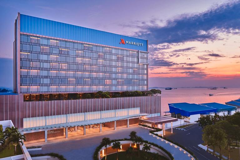 Batam Marriott Hotel Harbour Bay, Batam