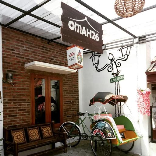 Omah26 Homestay Jogja, Yogyakarta