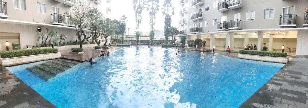 Apartemen Puri Parkview lovely 2 BR-4 BED- Flexible check in hr, West Jakarta
