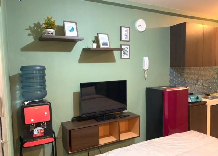 Seaview Studio 1BR with Pool Access, North Jakarta