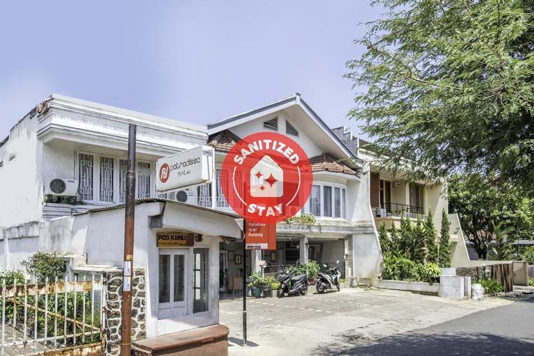 Oyo 1444 Patradissa Hotel, Bandung