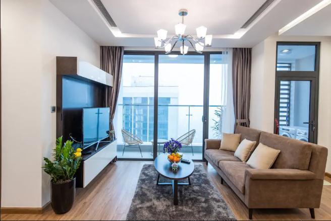 Bayhomes Metropolis Serviced Apartment, Ba Đình