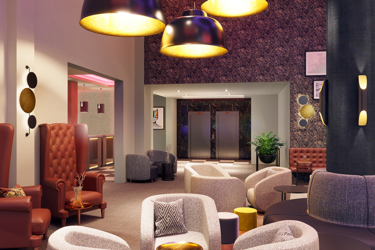 LEONARDO HOTEL ESCHBORN FRANKFURT, Main-Taunus-Kreis