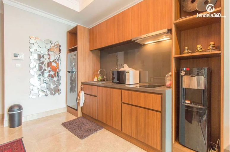 Large Indonesian Designed Apartment - Senopati, South Jakarta