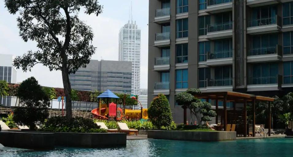 Large Indonesian Designed Apartment - Residence 8 Senopati, South Jakarta
