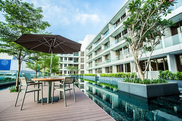 Dorsett Singapore, Outram