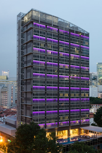 Orchid Hotel, Singapura