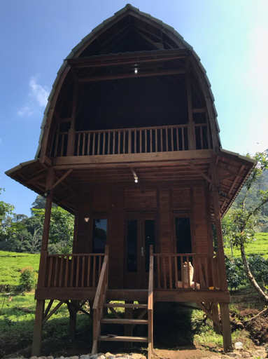 Saung Edukasi Kopi Gayonggong, Bogor