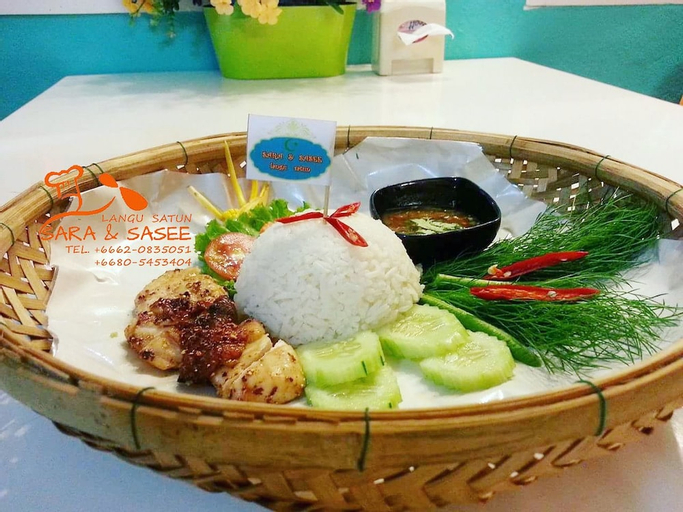 Sweet Garden Home Resort Satun, Langu