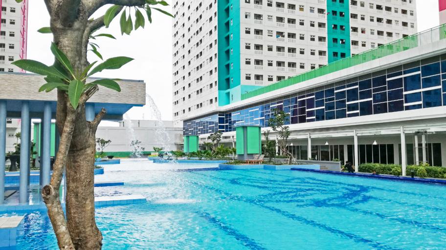 Charming Spacious Room-Green Pramuka City, Central Jakarta