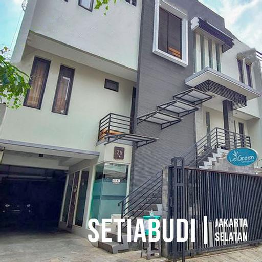 LeGreen Home Setiabudi, South Jakarta