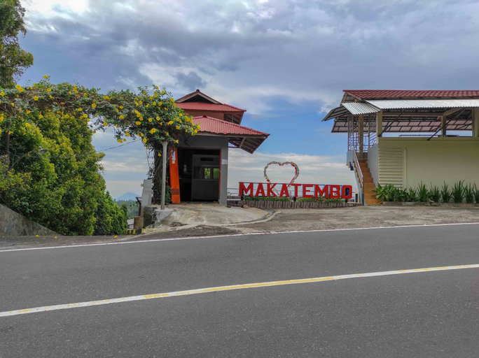 Hotel Makatembo Tomohon, Minahasa