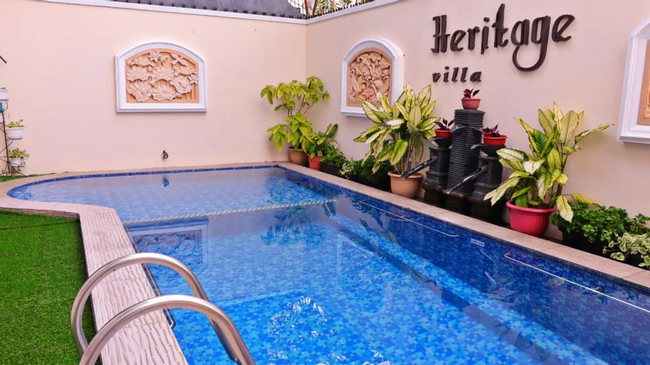 The New Villa Heritage (5BR), Malang