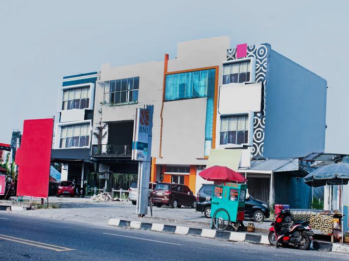SPOT ON 2353 Wisma Hulubalang, Palembang