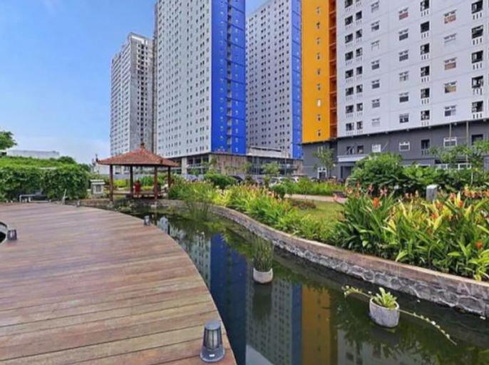 Studio Apartement Green Pramuka City by Agatha, Central Jakarta