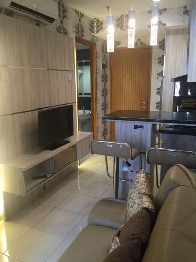 Clean 2BR Apartment Cinere Bellevue, Tower A, Lantai 11, Depok