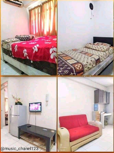 Studio Room by Jay Room's at Gading Nias Apartment, North Jakarta