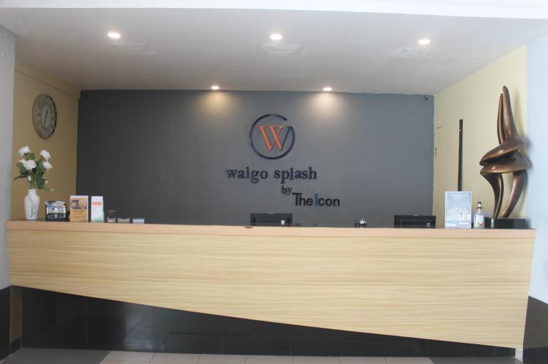 Waigo Splash By The Icon, Sorong