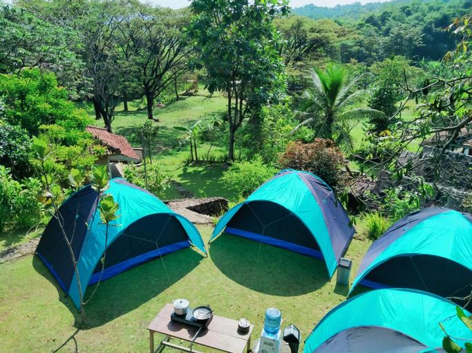 Family Camping Rosomulyo Sentul, Bogor
