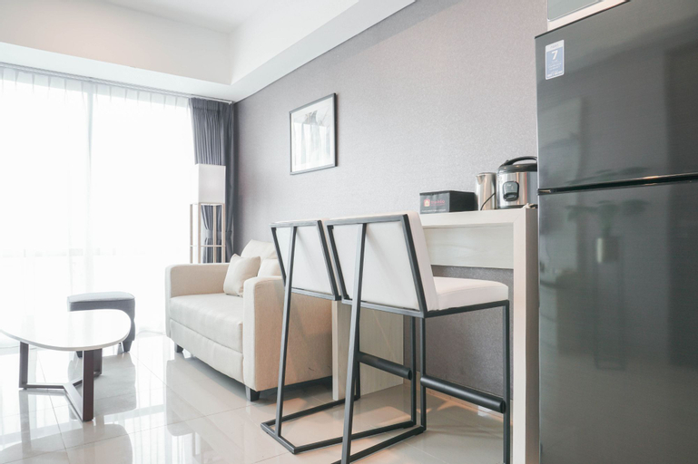 Wonderful 1BR at Bellevue Place Apartment By Travelio, South Jakarta