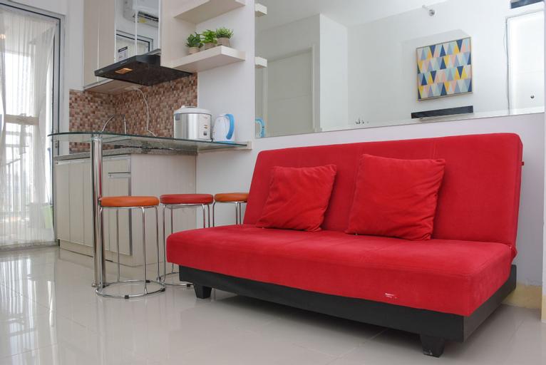 Strategic and Simply 2BR near Cassablanca at Bassura City Apartment By Travelio, East Jakarta
