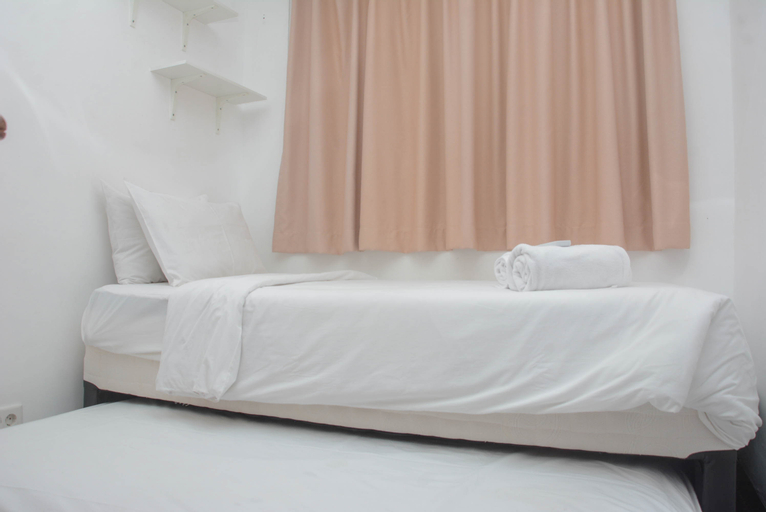 Spacious and Modern 2BR Apartment at Springhill Terrace Residence By Travelio, Central Jakarta
