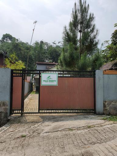 Villa Dhanty, Bogor
