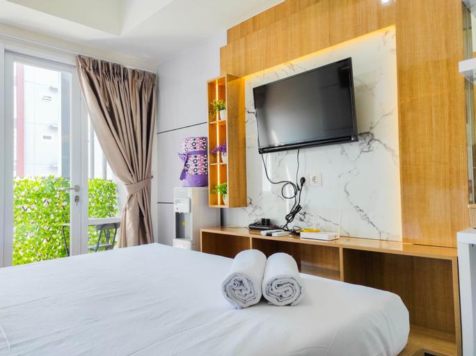 Comfort Studio at Vida View Makassar Apartment By Travelio, Makassar