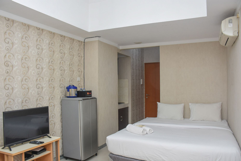 Comfy Studio at Grand Kartini Apartment By Travelio, Central Jakarta