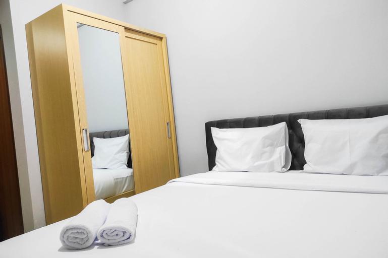 Comfy and Minimalist Studio at Vida View Apartment By Travelio, Makassar