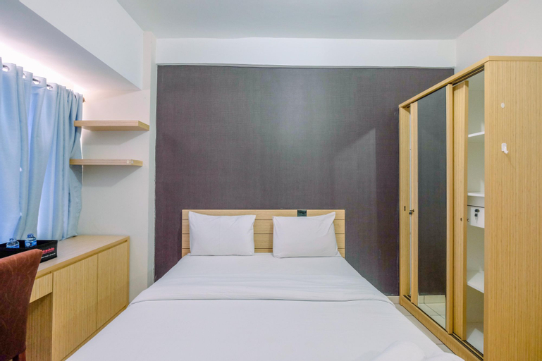 Comfy and Modern Margonda Residence 5 Studio Apartment By Travelio, Depok