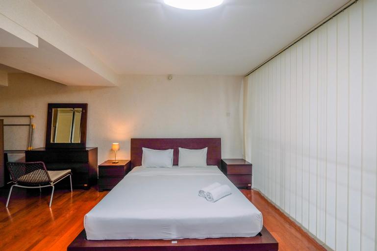 Strategic 1BR at Citylofts Sudirman Apartment By Travelio, Central Jakarta