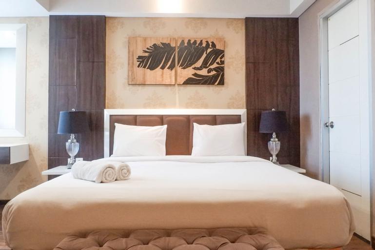 Scenic Modern 2BR Apartment at Trillium Residence By Travelio, Surabaya