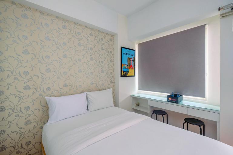 Comfortable Studio Apartment at Margonda Residence 3 By Travelio, Depok