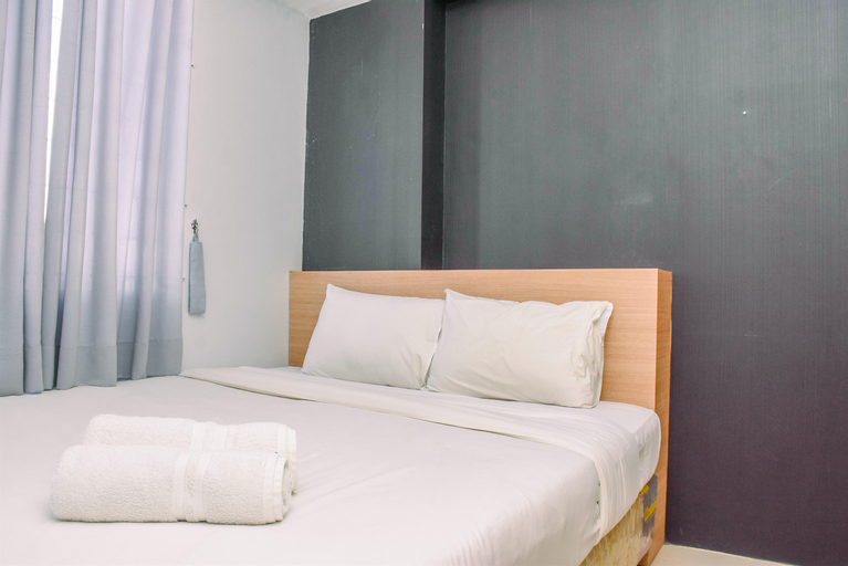 Alluring 2BR at Bassura City Apartment near Mall By Travelio, East Jakarta