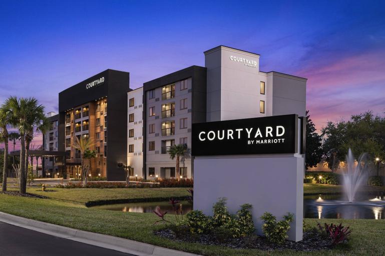 Courtyard by Marriott Butler Boulevard, Duval