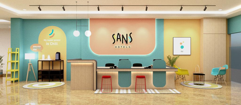Sans Hotel Victory Semarang, Semarang