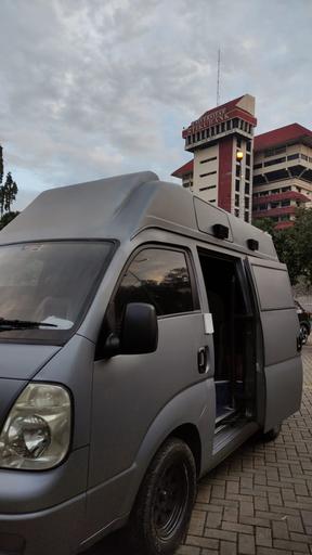 Indo Campervan, East Jakarta