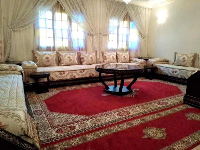 Apartment With one Bedroom in Casablanca, With Wonderful City View, Terrace and Wifi - 14 km From the Beach, Casablanca