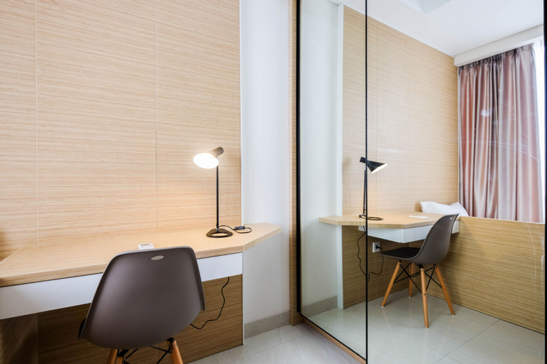 Spacious 2BR at Sedayu City Suites Kelapa Gading Apartment By Travelio, East Jakarta