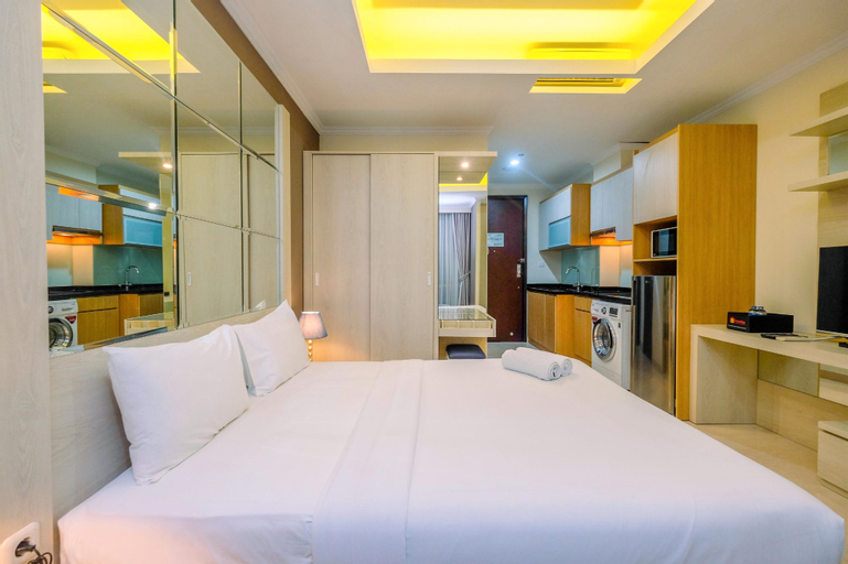 Strategic and Comfort Studio at Menteng Park Apartment By Travelio, Central Jakarta